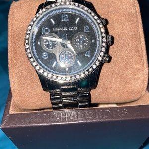 Michael Kors Unisex Watch Gunmetal